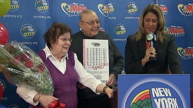 if i won the lottery speech