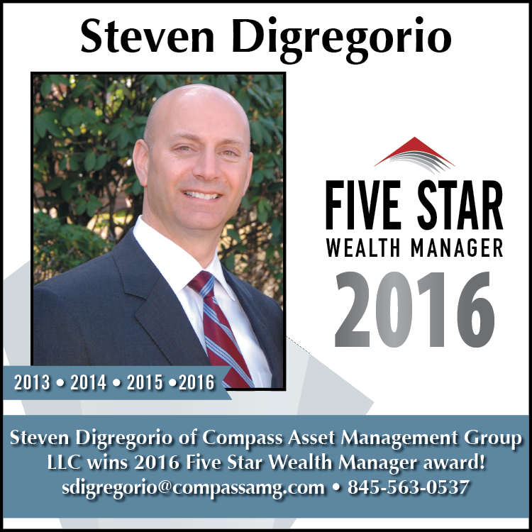 016 Five Star Wealth Mgr Steven DiGregorio